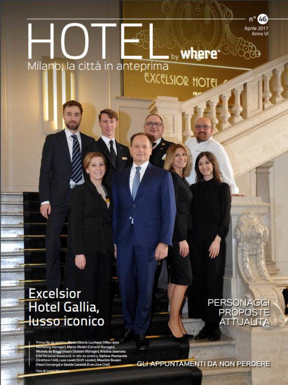 copertina hotel by where aprile 2017