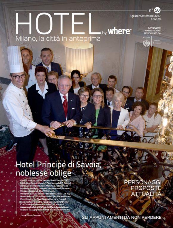 Hotel by Where n. 50