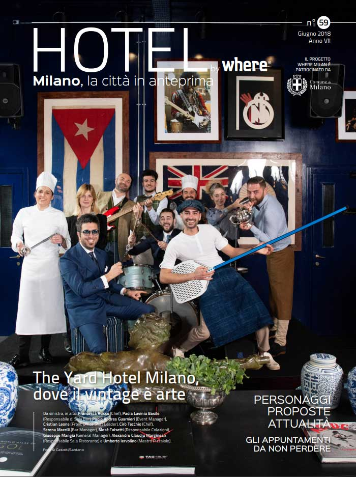 Cover Hotel by Where n59