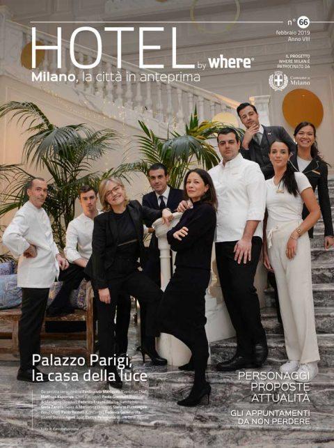 Hotel by Where n66 2019